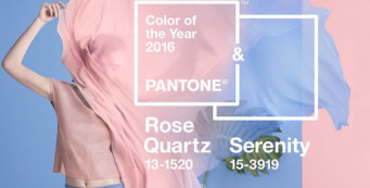 Rose Quartz and Serenity: Pantone Colors of the Year 2016