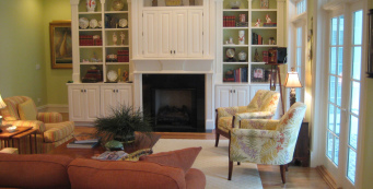 Design Elements for a Cozy and Relaxing Family Room